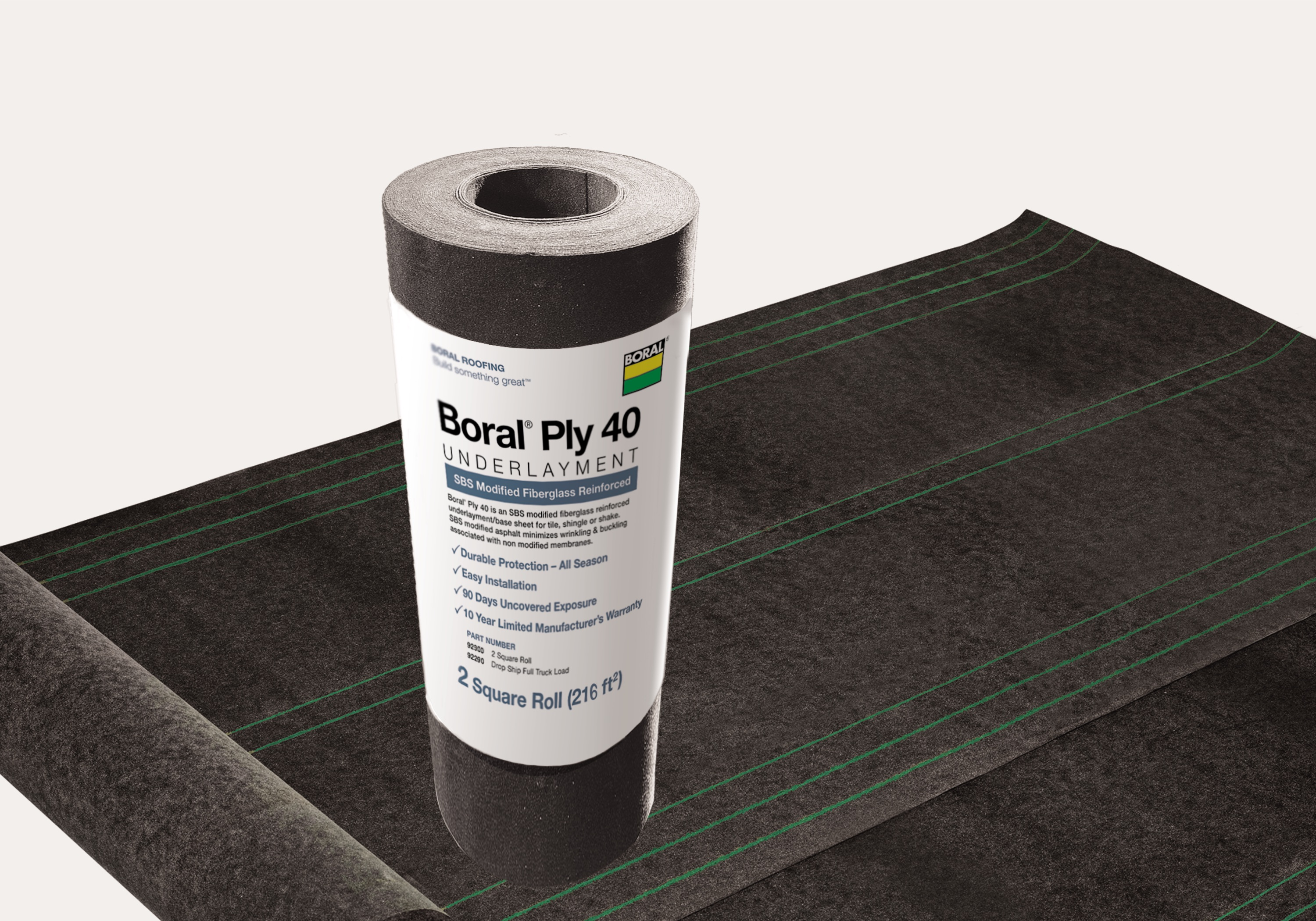 Underlayment Products - Boral