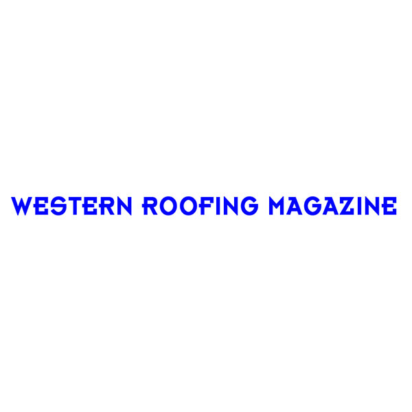 Western Roofing Magazine